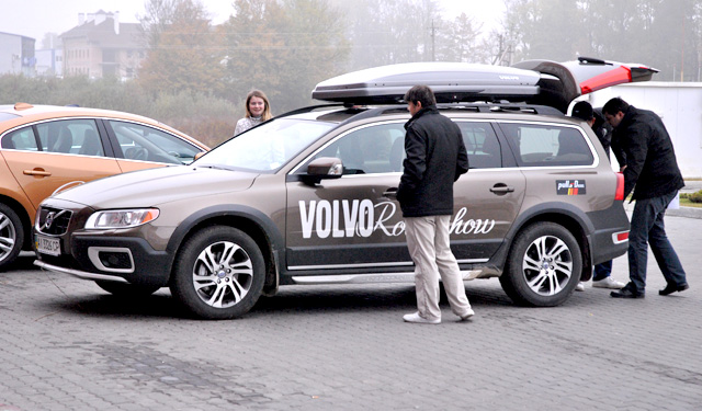 Volvo Road Show part 2   mission possible